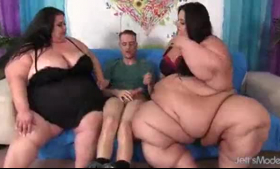 Dutch girls in foursome action