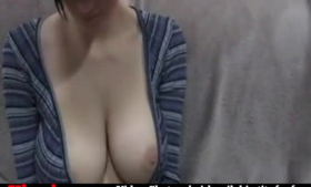 Big tittied amateur babe with pierced nipples prefers a hardcore sex session during the casting