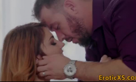 Dazzling Redhead Adria Rae Gets Naughty With Her Lord For Afternoon