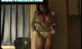 Big breasted petite nude posing nudri