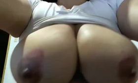 Big tited MILF with red hose, Charity Crawford got her daily dose of fuck, until she came