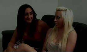 Girls, including blonde hottie Angel Smalls, Sasha Dogg and Ashley Presnell like to have anal sex