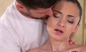 Shrima Malati is getting fucked from the back, until she starts moaning from pleasure, like never before