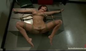 BDSM sizzlish cumshot and cum facials