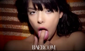 Cadence Lux and Alexis Rain are having a wild threesome with a guy they both like