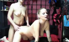 Experienced, young girl likes to get her tight pussy filled up with a rock hard cock