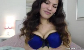 Sexy braces gets assfucked by a self spreading toy