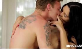 Sexy Russian beauty sucking n big cocks