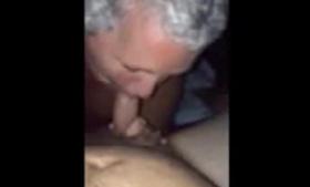 This mature slut loves having interracial sex