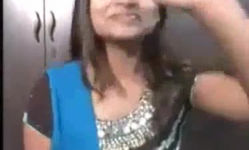 Busty indian teen getting her pussy eaten and some put through her hole